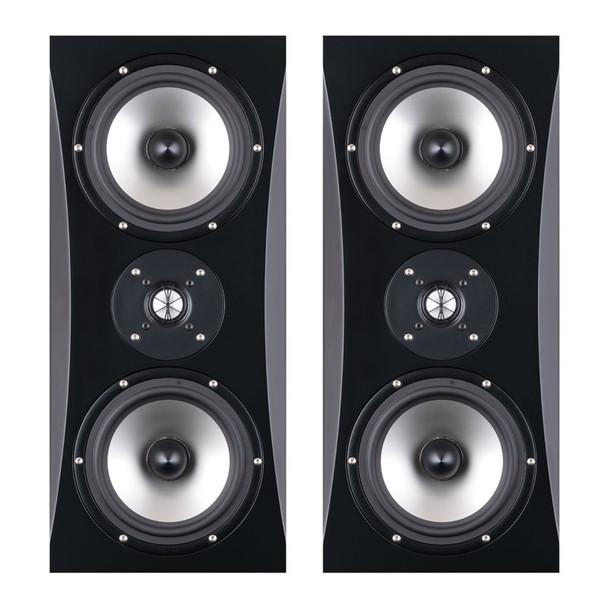 O.S Acoustics DBS8 2-Way Active Studio Monitors, Sealed MTM (Pair)