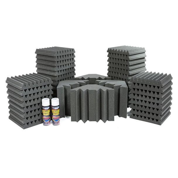 Universal Acoustics Solar System  Acoustic Treatment Kit Mercury 2, Charcoal