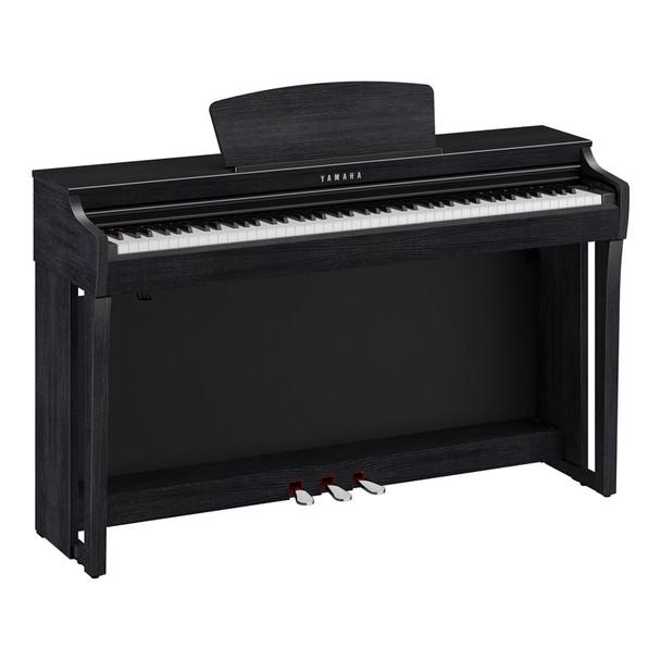 Yamaha CLP-725 Clavinova Digital Piano, Black