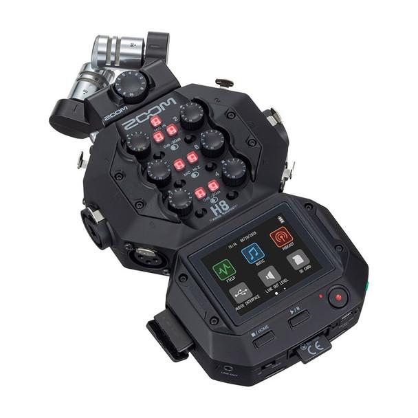 Zoom H8 Handy Recorder Portable Multi-Track Recorder (ex-display)