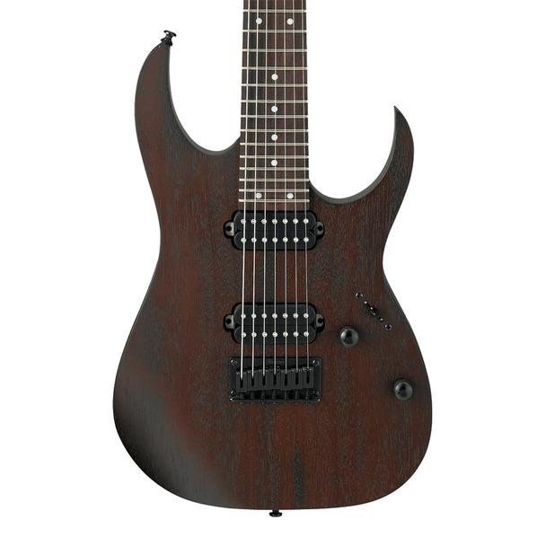 Ibanez RG7421-WNF RG Standard Series Electric Guitar, Walnut Flat