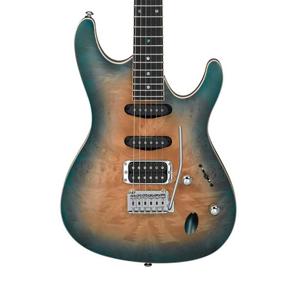 Ibanez SA Standard SA460MBW-SUB Electric Guitar, Sunset Blue Burst