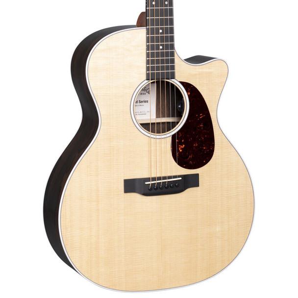 Martin GPC13E Ziricote Electro-Acoustic Guitar, Natural