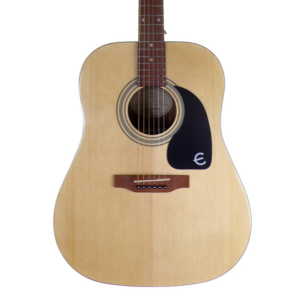 Epiphone PRO-1 Steel String Acoustic Guitar, Natural