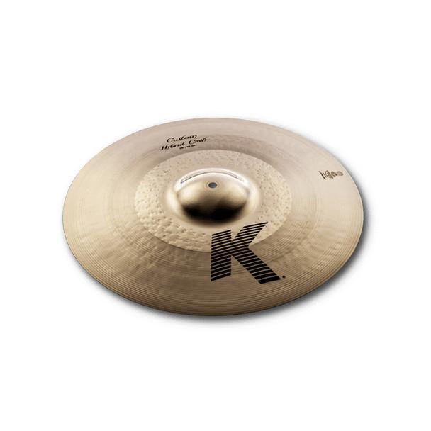 Zildjian K Custom Hybrid 18 Inch Crash Cymbal