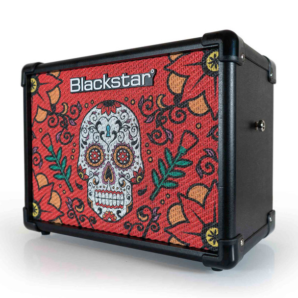Blackstar ID:Core 10 V3 Sugar Skull 2 10w 2x3 Stereo Digital Combo