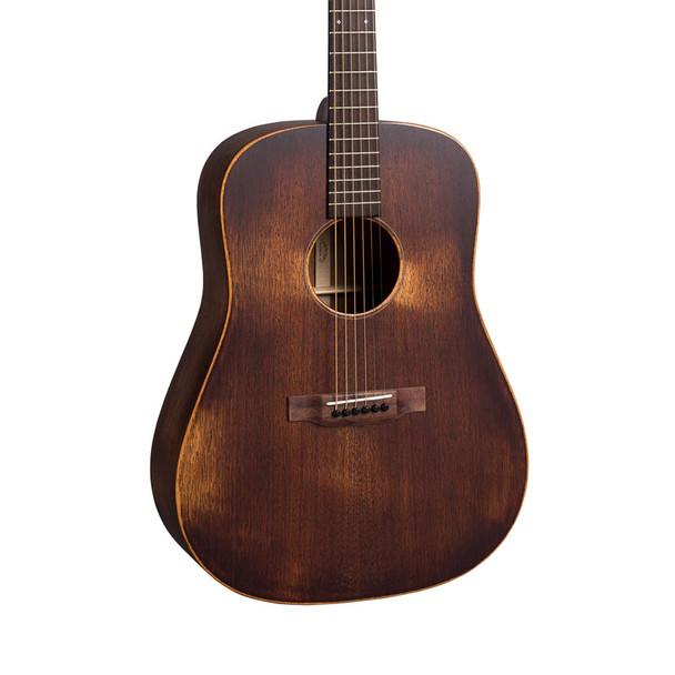 Martin D-15M Streetmaster Acoustic Guitar, Mahogany Burst