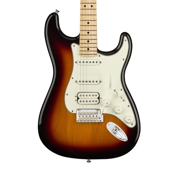 Fender Player Stratocaster HSS Electric Guitar, 3-Colour Sunburst, Maple Neck (b-stock)