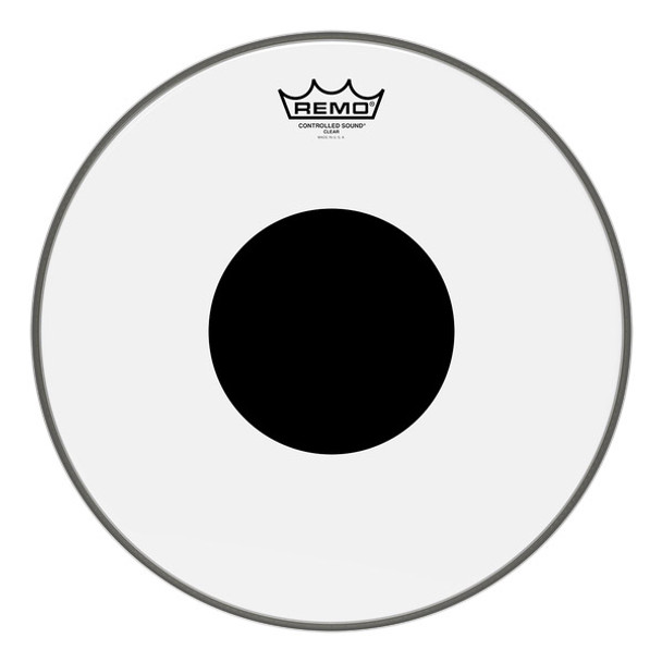 Remo CS-0316-10 16 Inch Controlled Sound Clear Batter Head