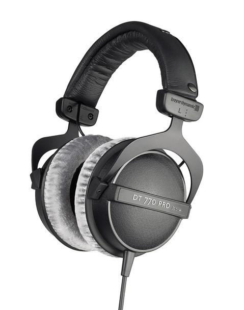 Beyerdynamic DT770Pro Headphones (80 Ohm)