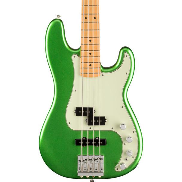 Fender Player Plus Precision Bass, Cosmic Jade, Maple