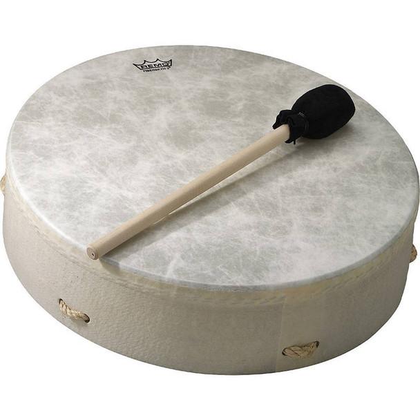 Remo E1-0316-00 3.5x16 Buffalo Drum with Mallet