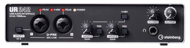 Steinberg UR242 2x4 USB Audio Interface