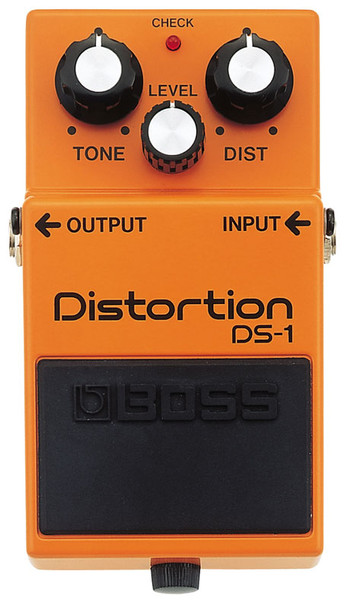 Boss DS-1 Distortion Effect Pedal