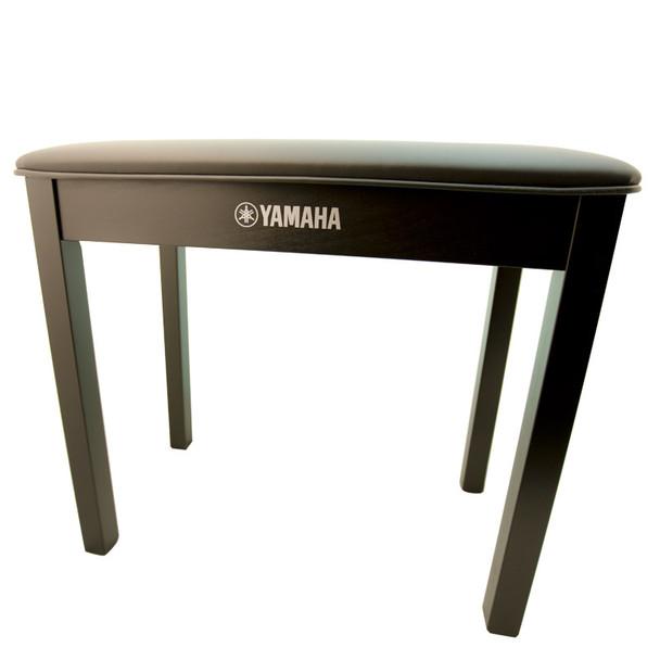 Yamaha B1-B Piano Bench, Black