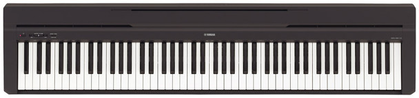 Yamaha P-45 Digital Piano, Black