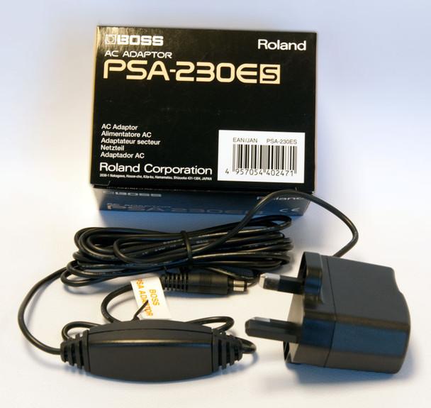 Boss PSA-230ES Power supply (replaces PSA240)