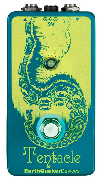 EarthQuaker Devices Tentacle Analogue Octave Effects Pedal