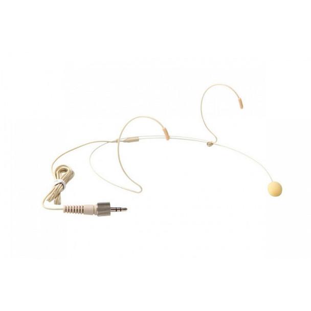 Proel HCM23SE Tan Headset Mic with Sennheiser Fitting