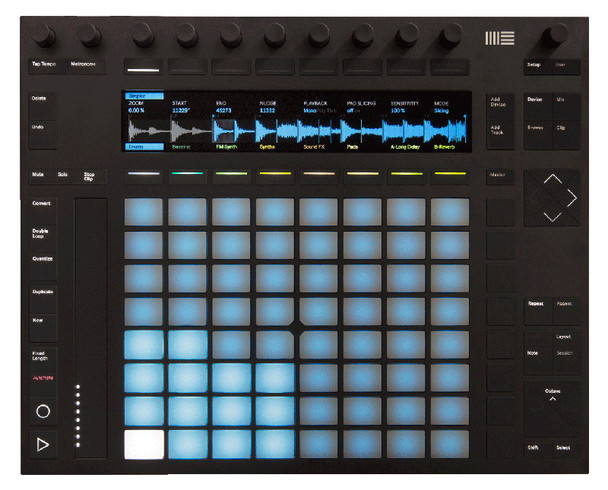 Ableton Push 2 Instrument, Controller for Ableton Live