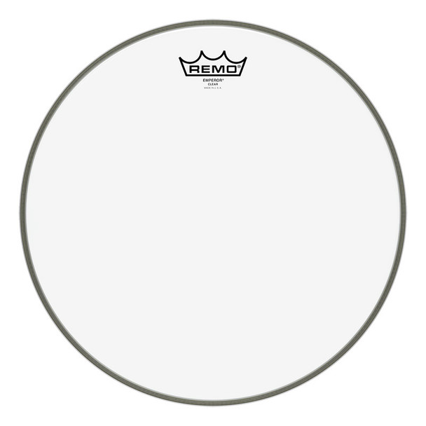 Remo BB-1322-00 Emperor Clear 22 Inch Bass Drum Head