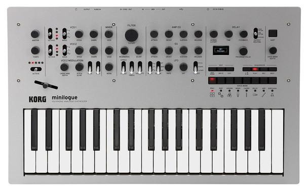 Korg Minilogue Polyphonic Analogue Synth