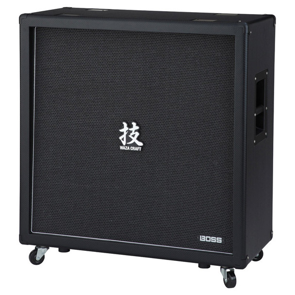 Boss Waza-412 WAZA Guitar Amplifier Cabinet