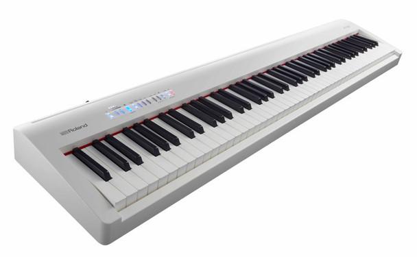 Roland FP-30 Digital Piano, White