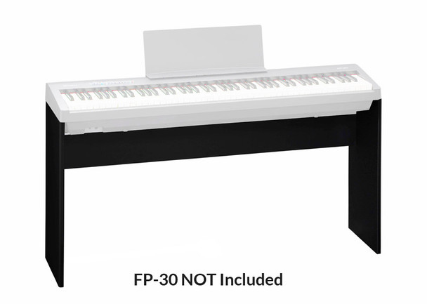 Roland KSC-70 Stand for FP-30 Piano, Black