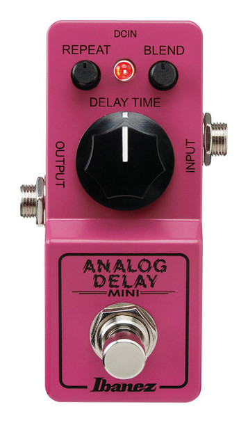 Ibanez AD MINI Analogue Delay Effect Pedal