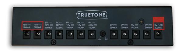 Truetone 1-Spot PRO CS12 Power Brick
