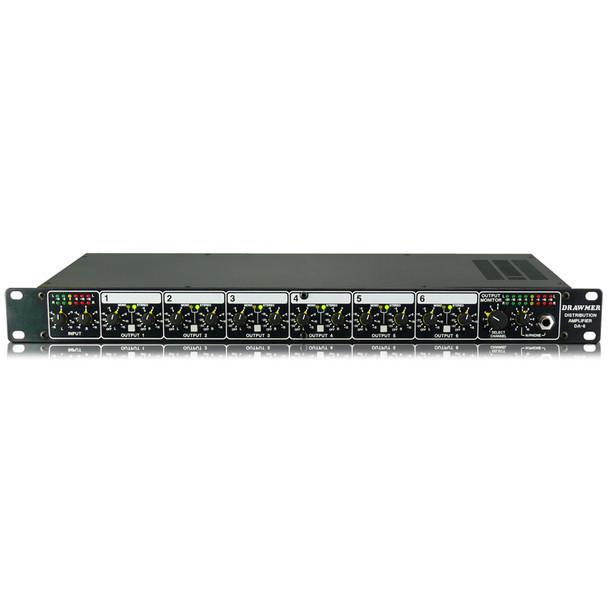 Drawmer DA6 balanced distribution amplifier (XLR)