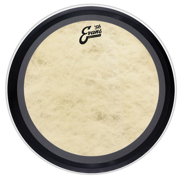 Evans EMAD Calftone Bass Drum Head, 16 Inch