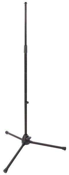 New Jersey Sound Corp NJS066D Straight Microphone Stand, Tripod Base