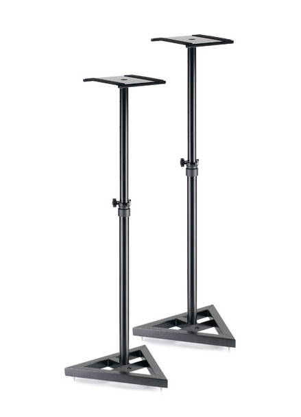 Stagg SMOS-10 SET Studio Monitor Stands, Pair
