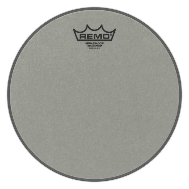 Remo RA-0010-SS Ambassador Renaissance Drum Head, 10 Inch