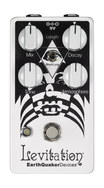 EarthQuaker Devices Levitation V2 Reverb Effects Pedal
