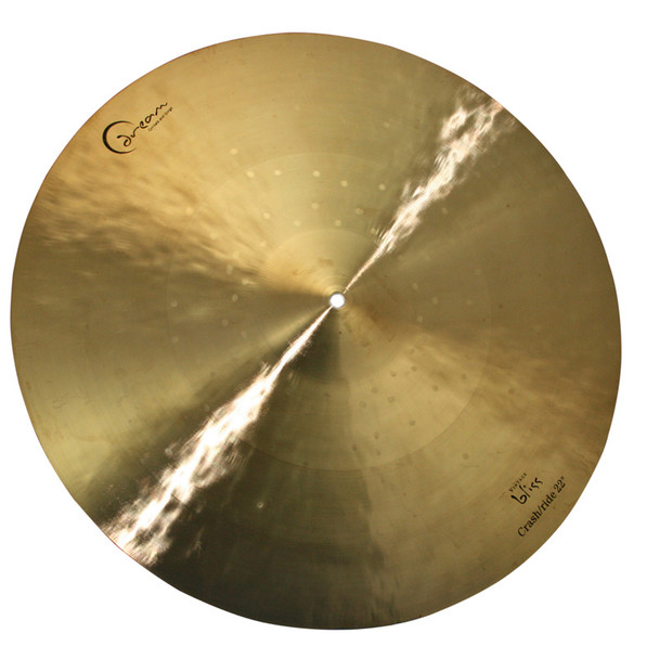 Dream Vintage Bliss Series 22 Inch Crash/Ride Cymbal
