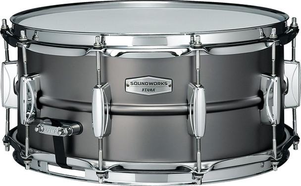 Tama Soundworks 14 x 6.5 Inch Steel Snare Drum