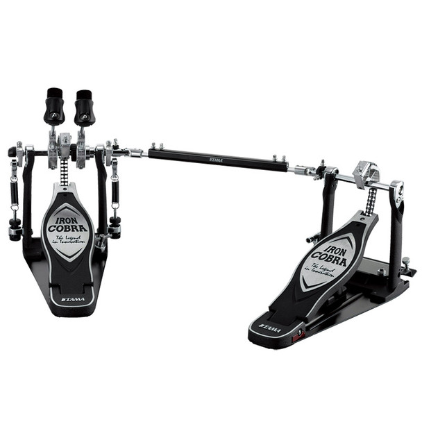 Tama Iron Cobra HP900PWLN Double Bass Drum Pedal w/Case, Left Footed