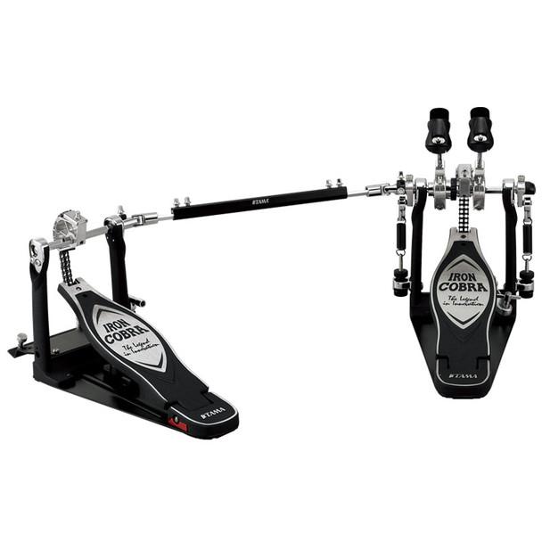 Tama Iron Cobra HP900RWN Rolling Glide Double Bass Drum Pedal w/Case