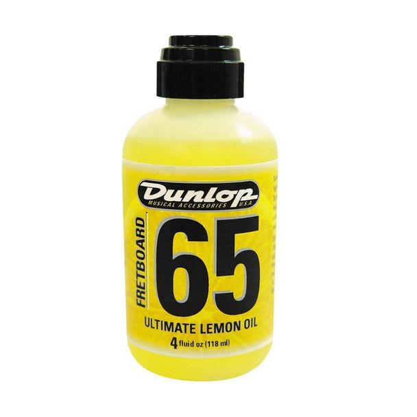 Dunlop 6554 Lemon Oil, 4 Oz