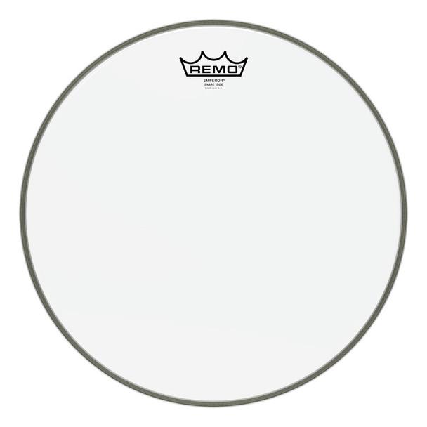 Remo SE-0114-00 Emperor Hazy 14 Inch Snare Side Drum Head