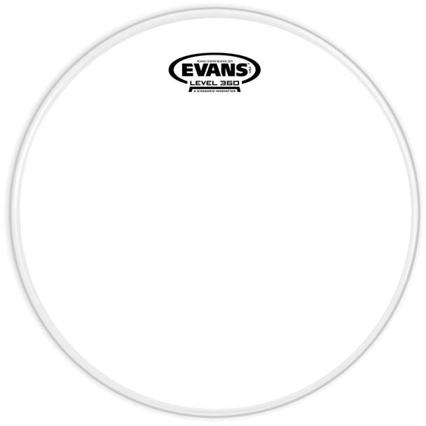 Evans B13G1RD Power Center Reverse Dot Drum Head, 13 Inch