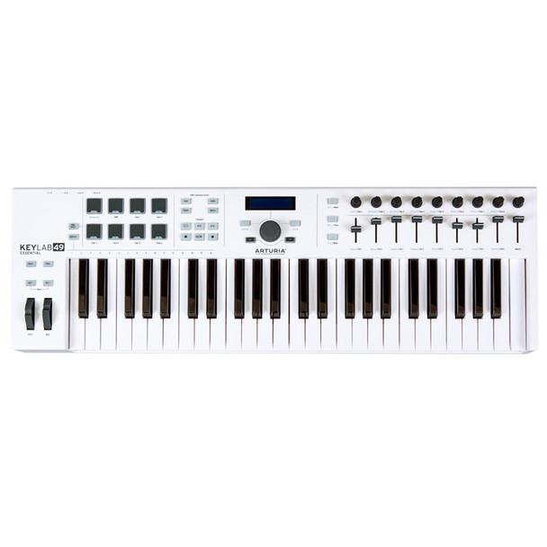 Arturia Keylab Essential 49 USB MIDI Controller Keyboard