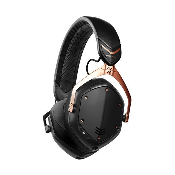 V-Moda Crossfade 2 Wireless Headphones, Rose Gold Black