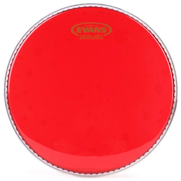 Evans TT14HR 14-inch Hydraulic Red Drum Head