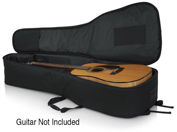 Gator GB-4G-ACOUELECT 4G Series Double Guitar Bag