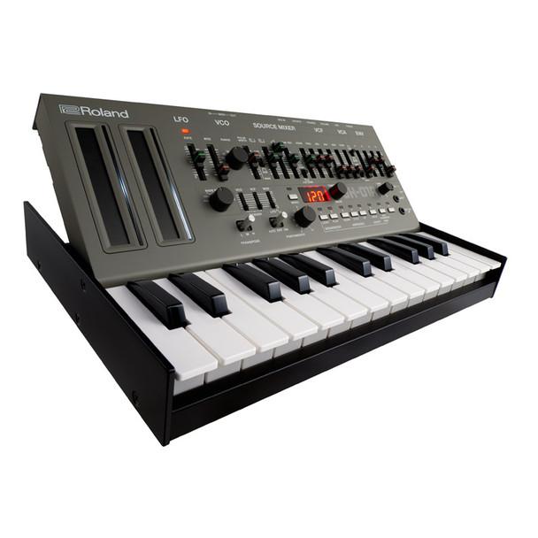 Roland Boutique SH-01A Sound Module, Grey with K25-m Keyboard