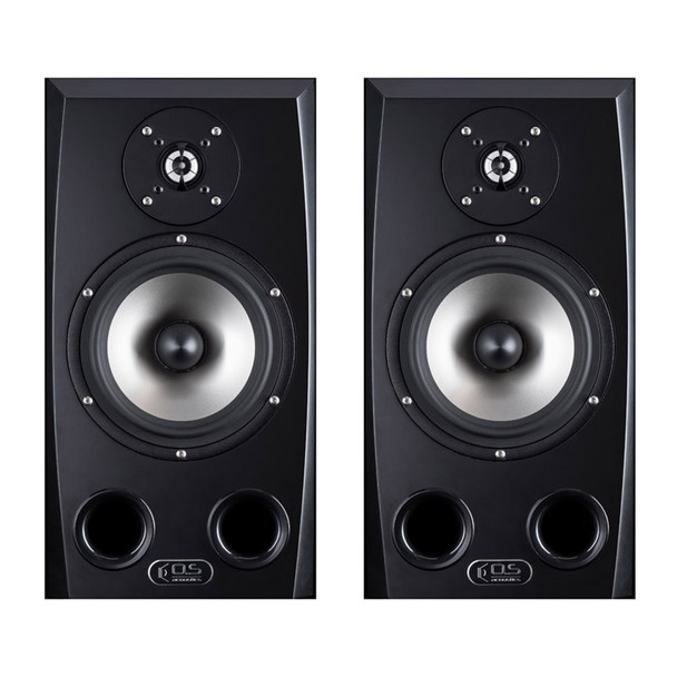 OS Acoustics DB7 2-way Active Studio Monitors (Pair)